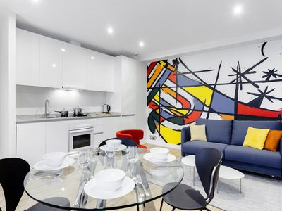 Photo for Homeart 1A - One Bedroom Apartment, Sleeps 4