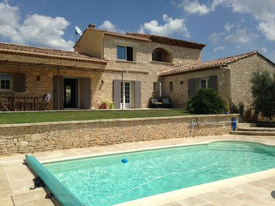 Photo for PROVENCE PROPERTY IN THE HEART OF STONE AND BETWEEN LUBERON VERDON