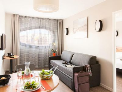 Photo for Aparthotel Adagio Access Nancy Center - 2 Rooms 4 People