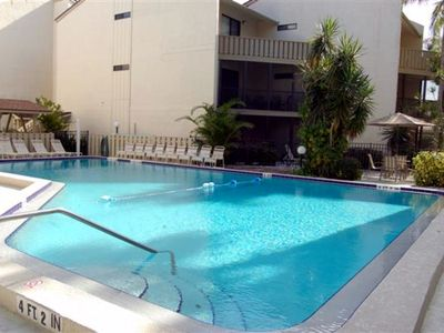 Photo for Poolside Condo minutes from Siesta Key Beach