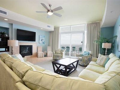 Photo for Turquoise Place 906C: 3 BR / 3.5 BA condo in Orange Beach, Sleeps 10
