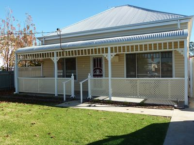 Photo for Recently renovated Cottage in the heart of town
