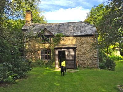Photo for 16th Century Grade II Listed Cottage in Heart of Dartmoor National Park