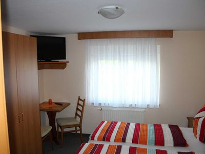 "Photo for Double room Pets allowed, max. 2 persons - Gasthof & Pension ""Zur Friedenseiche"" (Hotel)"