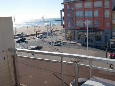 Photo for APARTMENT P2 SECOND FLOOR SEA VIEW 50 METERS BEACH FULL CENTER