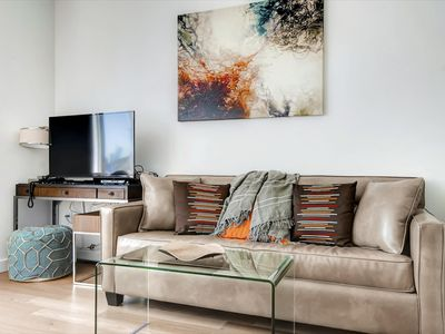 Photo for Modern Studio |  Luxury Living | Upscale Amenities |  Close to Javits Center | by GLS