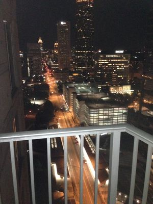 Photo for 30th Floor Condo overlooking the City of Atlanta Skyline