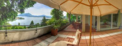 Photo for Marylin with lake view in Stresa