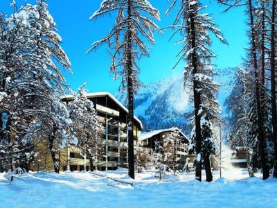 Photo for Apartment Disentiserhof C505 Kuhn in Disentis - 2 persons, 1 bedrooms