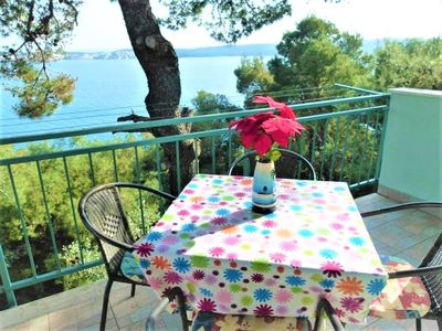 Photo for 1BR Apartment Vacation Rental in Trogir, Riviera Trogir