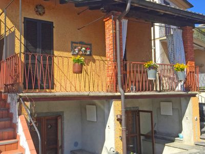 Photo for Apartment Tinera Solideo in Melide - 3 persons, 1 bedrooms