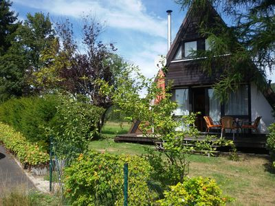 Photo for Cozy Nurdachhaus in a light country house style with large garden
