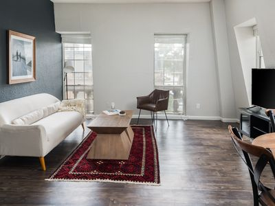 Photo for Sonder | Chateaux Dijon | Stunning 2BR + Sofa Bed