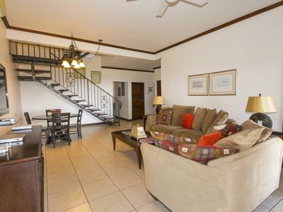 Photo for Bella, Secured, Luxury 2 bed room 2.5 Villa with panoramic views of the city .