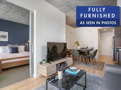 Photo for Rad Lower Nob Hill 1BR w/ W/D + Roofdeck + CVS on site by Blueground