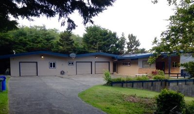Photo for Ocean View Private Lodge on 1.3 acres!