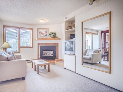 Photo for Ski in Ski out Studio at Iron Horse Resort. (NEW LISTING)