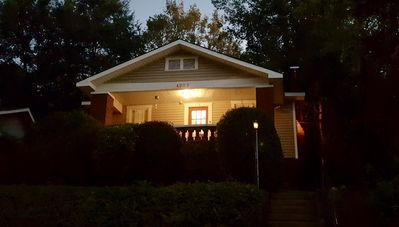 Photo for Crestwood Craftsman- Walk to park; 1 mile to Brewery & Avondale;3 mi to downtown