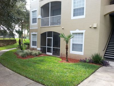 Photo for Beautiful 3BR/2BA Ground Floor Condo  Near Clubhouse