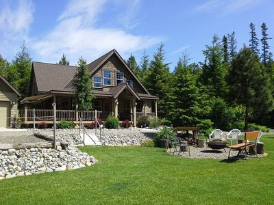 Photo for Incredible 5BR Mt. Home! Huge Game Room * Hot Tub * WiFi * Deep Discounts!