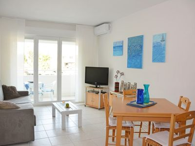 Photo for 2 ROOMS - ACQUAMARINA - BEACH - RESTAURANTS - SHOP - WIFI - AIR CON