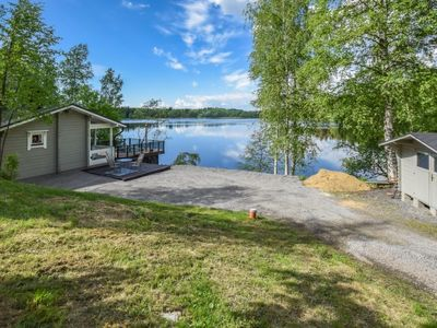 Photo for Vacation home Orijärvi in Mikkeli - 4 persons, 1 bedrooms