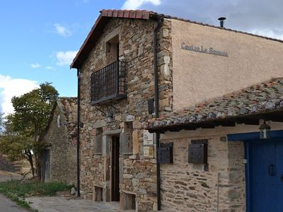 Photo for Rural house (full rental) Centro La Somoza for 10 people