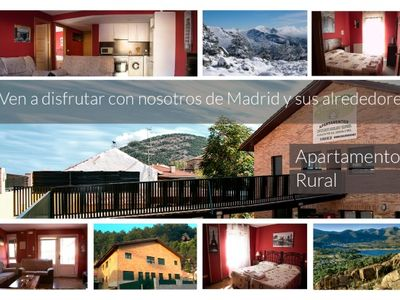 Photo for Rural apartment Colla - Rubio for 14 people