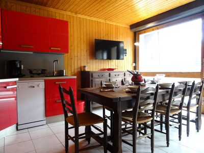 Photo for Residence Le Super Tignes - 2 room flat for 6 people