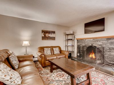 Photo for Ski-In/Walk-Out 3BR w/ Pool & Hot Tub, Overlooks the 4 O'Clock Run, Near Lift