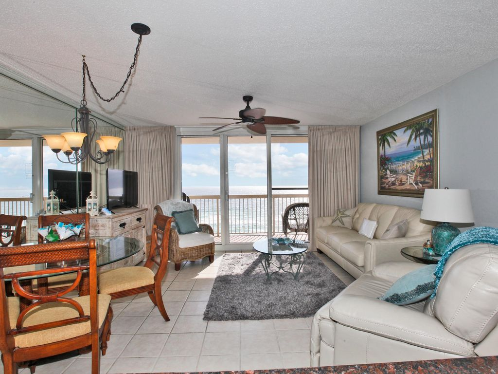 Spring sale 20 off direct beachfront family friendly - 1 bedroom condos in destin fl on the beach ...