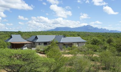 Photo for Luxury villa in private game park with private swimming pool close to the Kruger NP