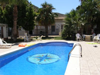 Photo for Spectacular property next to La Manga Club and the Mar Menor.