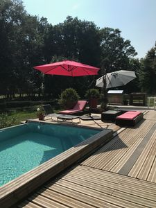 Photo for Mansion in the heart of the Landes