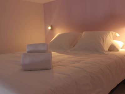 Photo for Bed and Breakfast Part des Anges up to 4 people