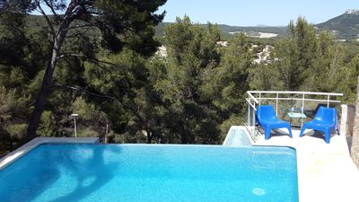 Photo for 3BR Apartment Vacation Rental in Cassis, Provence-Alpes-Côte-D'Azur