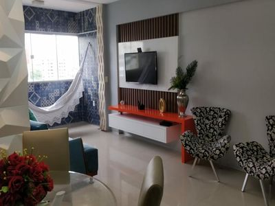 Photo for Apartment complete and air-conditioned, 100m from the sea, 1km from the beach of the future
