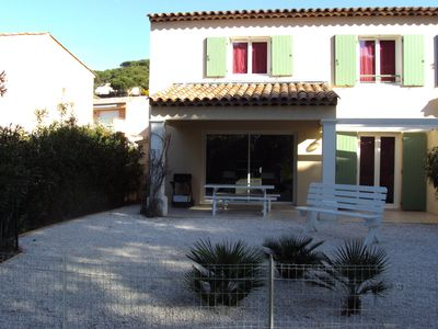 Photo for VILLA 3 * spacious, light in residence with pool Ste Maxime Park v