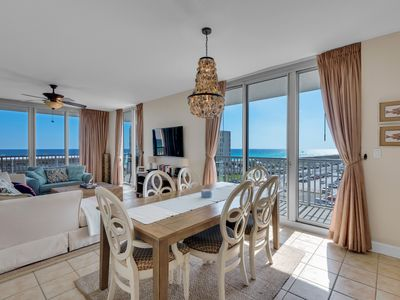 Photo for 6th Floor 3bedroom/3bath condo at Emerald Dolphin. Swimming Pool. Free WiFi
