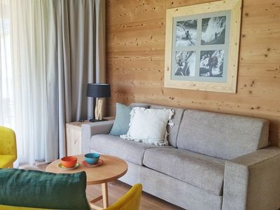Photo for 2BR Apartment Vacation Rental in Meiringen, Oberhasli