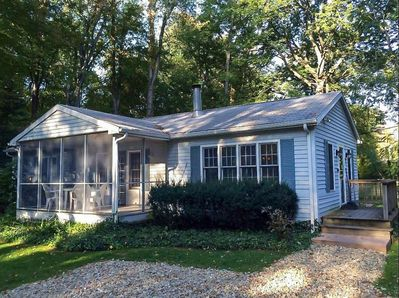 Songbird Park Cottage is a wonderful vacation spot any time of year!