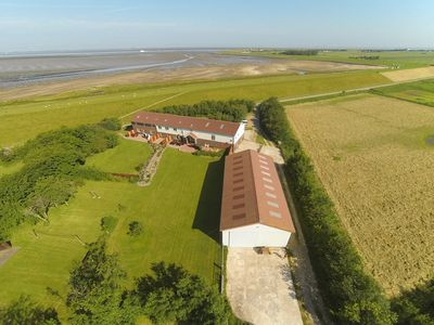 Photo for 8BR Farmhouse Vacation Rental in Nordstrand