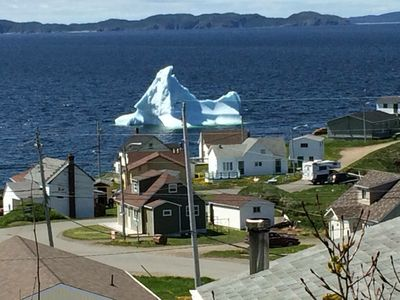 Photo for Enjoy our million-dollar ocean view with icebergs and whales!  4-star rating!