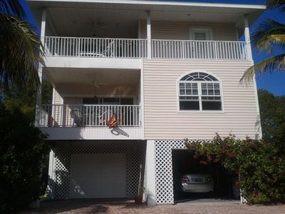 Photo for Spectacular Gulf Views! Steps from the Beach! Every Ammenity! Mid Island