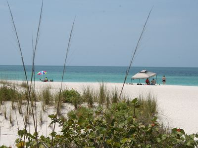 Photo for Fall DISCOUNTS!  Beautiful Condo, 30 STEPS to BEACH, Great Pool,