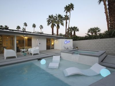 Photo for a Mid-Century Retreat in Rancho Mirage