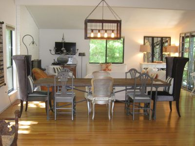 "Photo for Guests say:""Beautifully decorated...spotless...charming..."" Summer rentals now!"