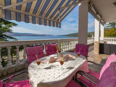 Photo for Apartments JADRY (62763-A1) - Jadranovo (Crikvenica)