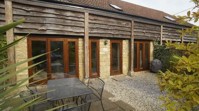 Photo for Modern barn close to Sherborne