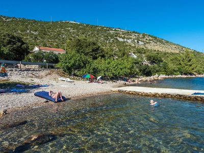 Photo for Two bedroom apartment near beach Seline (Paklenica)